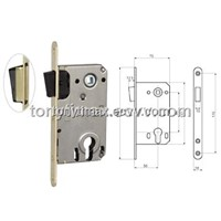 Magnetic Mortise Lock Body