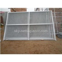 Movably Fence Temporary Fence Mobile Fencing Anti Climb Temporary Fence