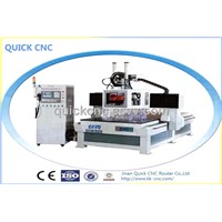 Multifuntional CNC Router (K1325AT/F0808C)