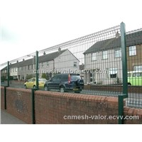 NO.1 Anping Direct Factory Double Loop Decorative Fence For Sale