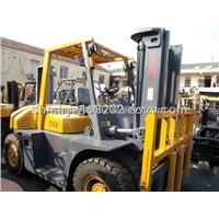 Used 6ton TCM Forklift