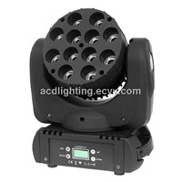 12*10w 4in1 RGBW LED Moving Head Beam Light, Beam Moving Head Light, LED Stage Light Beam