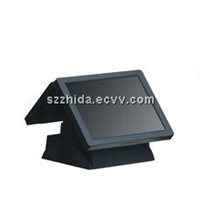 15 Inch Dual Display POS teminal for retail and market