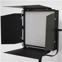 200W Daylight LED studio lights 5600K 6500lux/m