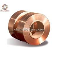 2013 RoHS Certification Copper Clad Steel Composite Materials/ Copper Steel Bimetal Strip