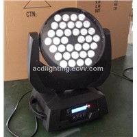 36*3w LED Moving Head Beam Light, LED Moving Head Washer, Stage Moving Head Light