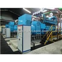 3MW diesel power station