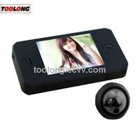 3.5inch TFT LCD Screen Door Viewer with Doorbell + Memory
