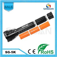 4500 Lumens High Power the LED Torch Light