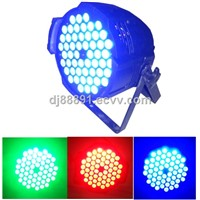 54*3W Red Green Blue 3in1 High Power LED Par Light