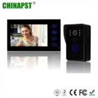 7'' TFT LCD Screen Waterproof competition video door phone with touch keypad wholesale PST-VD7WT2