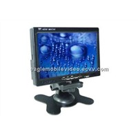 7inch digital LCD Monitor   Car Monitor