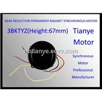AC Synchronous Motor 3BKTYZ SPECIAL 60 MOTOR SPEED CUSTOMIZED
