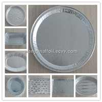 Aluminum Foil Alloy Container for food packing