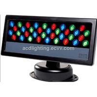LED Stage Wahser, Aluminum Alloy LED Outdoor Wall Washer Light, LED Flash Light