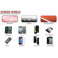 Anti Blue light Clear screen protector/ Invisible shield for iphone 5s