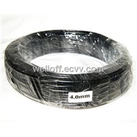 Bonsai style tree modeling aluminum wire Black 4.0mm total 1kg
