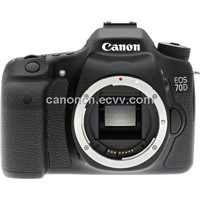 Brand new for Canon EOS 70D DSLR Digital SLR Camera