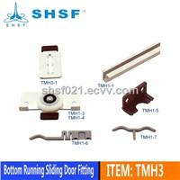Buttom Running Sliding Door Fitting TMH3