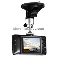 CRD-09 2.5 Inch 720P HD Car DVR with Motion Dection,Night Vision
