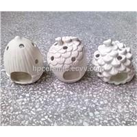 Ceramic Fruit Shape Candle Holder, Tealight Holder