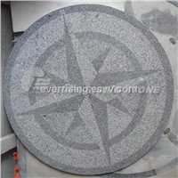 China Granite Medallion Mosaics