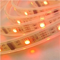 DALights 10W DC12V/24V IP65 Waterproof Flexible LED Lights Strip (DAF2-1006-LE2B)