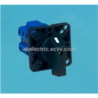 Electric welding machineAuxiliary switch