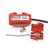 Electrical Plug Lockout