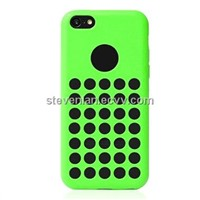 Fashion Soft TPU Durable Case for iPhone5C