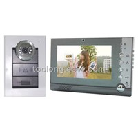 GSM MMS 7inch Video Door Phone Memory