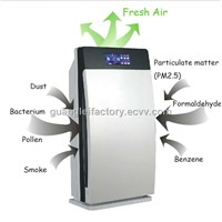 HEPA Air Purifier with LCD touch screen