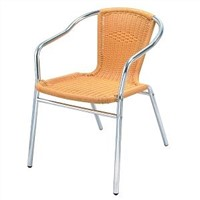 High Quality Aluminum Restaurant Chairs