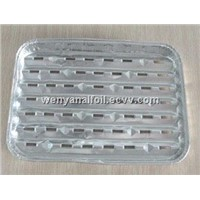 High Quality Household Aluminum Foil Alloy Container food packing from China Factory