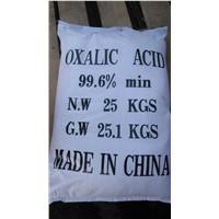 High purity oxalic acid