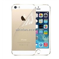 High-transparency and Anti-scratch Screen Guard for iPhone 5/5S