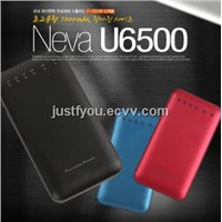 Hot Sale 7200mah Universal Mobile Power Pack for iPhone and Android Phone