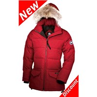 jacket down goose parka Women Men Snow Mantra Outwear Winter Coat From Canada