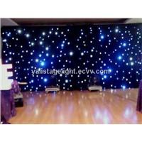 LED star curtain LED Wedding Light Curtain  Led Star Decorative Light