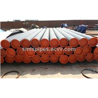 Low Temperature Seamless Carbon Steel Pipes ASTM/ASME A333Gr6 ASTM/ASME A333Gr3
