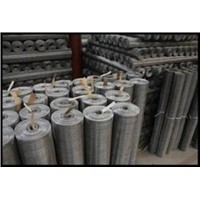 Low-mesh stainless steel filter mesh