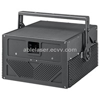 NEW  high quality rgb full color 5w laser projector