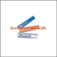 Promotional Ruler With Calculator