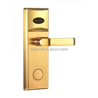 RF Smart Card International Standard Digital Hotel Door Locks