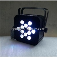 Remote Control LED Par Light,Wireless Dmx LED Par Light,Battery Powered LED Light