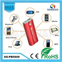 SANGUAN High Capacity Mobile Phone USB Sport Laptop Power Bank
