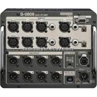 S-0808 8x8 Input / Output Unit