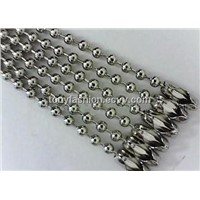Stainless Steel Ball Chain in Pre-Cutting