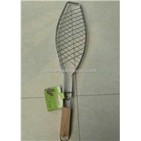 Stainless Steel Fish Barbecue Grill Mesh