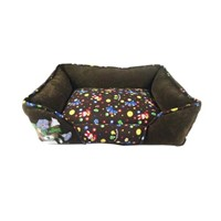 Suede dog beds MQ2093